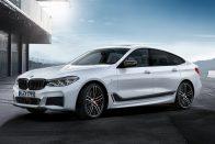 Gyári tuningdarabok a legújabb nagy BMW-hez