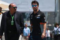F1: Perez megtörné a hungaroringi átkot