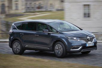 Sportmotort kapott a Renault Espace