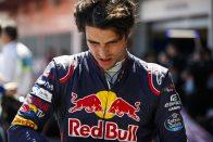 F1: Sainzot megverte az apja – videó
