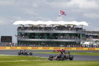 F1: Hivatalos, szerződést bont a Brit Nagydíj