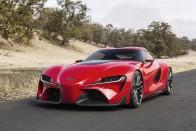 Ez hajtja majd az új Toyota Suprát