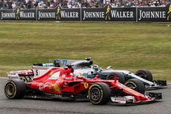 F1: A Mercedes tart a Ferrari visszavágásától