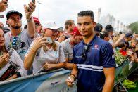 F1: Wehrlein nem lesz ott a rajtrácson