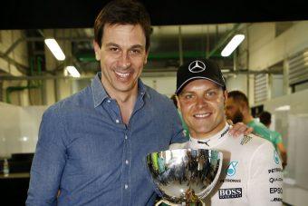 F1: Nem kérdés Bottas megtartása