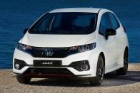 Honda Jazz: új motor, új külső