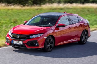 Átdolgozott dízelmotorral erősít a Honda Civic