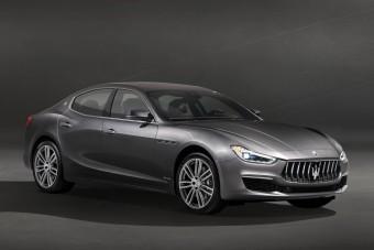 Megújul a Maserati kisebbik szedánja