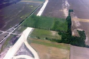 Hihetetlen légi fotó az épülő új magyar sztrádáról