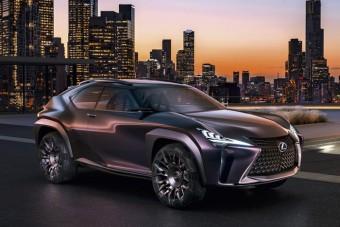 Megépíti eddigi legbolondabb autóját a Lexus