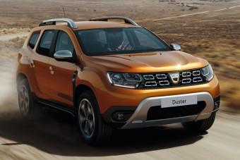 Itt az új Dacia Duster, úgy néz ki, mint a régi!
