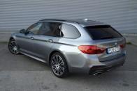 Az vót az utolsó igazi 5-ös BMW, az az ötnegyvenes!