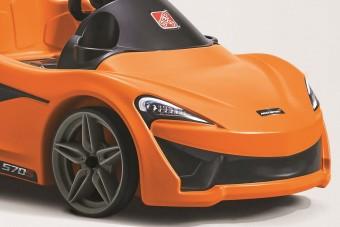Új korcsoportot céloz a McLaren egyszemélyes roadstere
