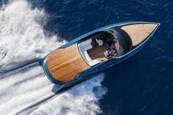 Már valóság az Aston Martin luxusjachtja