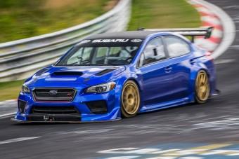 Mire képes egy Subaru a Nürburgringen?