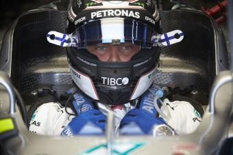 F1: Bottas mélyponton