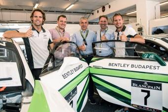 Jövőre már Bentley-t is lehet venni Budapesten