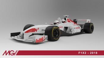 """F1: Videón a """"11. csapat"""" megújuló autója"""