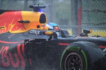 F1: Özönvíz zárta a szabadedzést