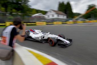 F1: Hárommilliós büntetés a Williamsnek