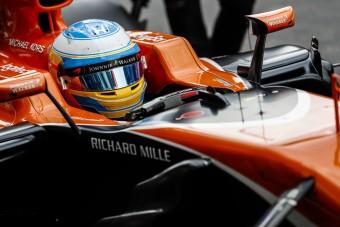 F1: Alonso hazudott a motorproblémáról?