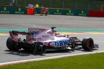 F1: Betelt a pohár, a Force India betiltja a versenyzést - videó