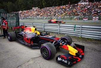 F1: Verstappen egyre kevésbé hisz a Red Bullban