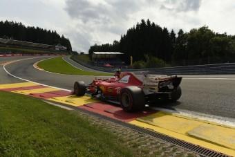 F1: Újabb büntetés, változik a rajtsorrend