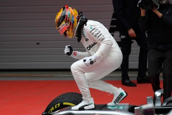 F1: Hamilton belép a 200-as klubba