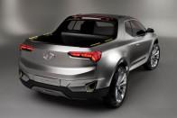 Szabadidő-pickupot épít a Hyundai!