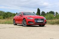 Teszt: Audi A5 2.0 TFSI Quattro S-tronic