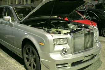 Te jó ég, mit műveltek ezzel a Rolls-Royce-szal?