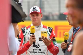 Schumacher fia csak álmodhat a Forma-1-ről