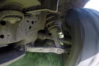 Így dolgozik a Ford F-150 Raptor futóműve