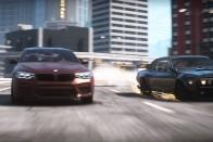 Így veretheted végig az új Need for Speedet a vadonatúj BMW M5-tel