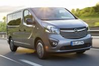 Opel Vivaro: változatok kilenc utasra