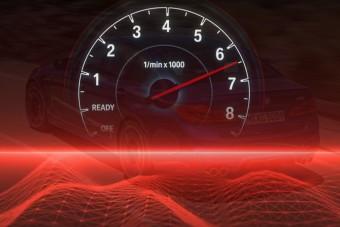 Láttad már az új M5-ös BMW-t? Akkor most hallgasd is meg!