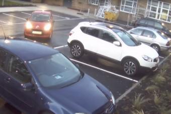 A nő, akinek igazi büntetés a parkolás