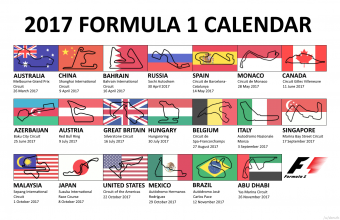 Jelentősen megreformálnák a Forma-1 versenynaptárát