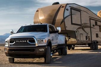 Embertelen nyomatékkal virít a Ram 3500 pickup