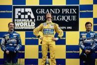 F1: Hivatalos, a kis Schumacher pályára lép Belgiumban – videó