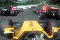 F1: Videókon 2017 leghajmeresztőbb pillanatai