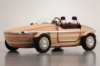 Építsünk autót szálkából