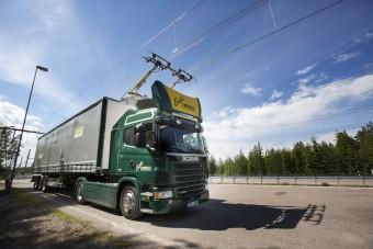 10 kilométeres autópálya-szakaszt villamosítanak a németek