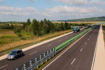 Újabb autópálya Magyarországon