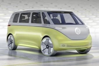 A VW gyártani fogja elektromos kisbuszát