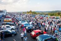 Volkswagen-találkozó a Hungaroringen (X)