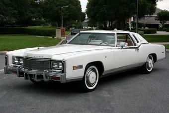 10 meglepő extra a 70-es évek legdrágább Cadillacjéből