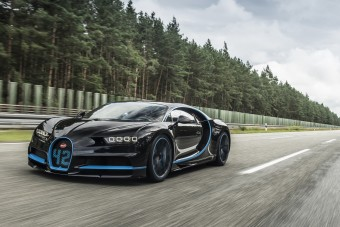 Szupersztárral döntött rekordot a Bugatti