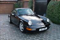 Rettentő ritka ez a bitang léghűtéses Porsche 911
